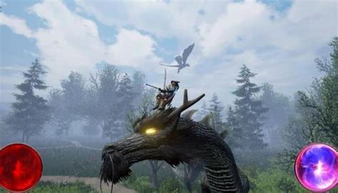 VR MMO Wizard Online To Support DX12, Motion Controls; Due