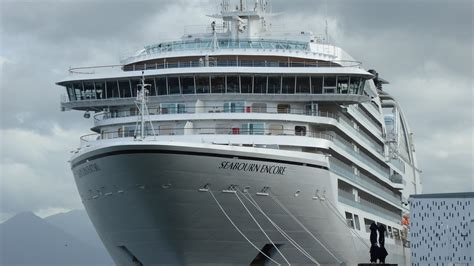 Live video tour of new Seabourn Encore Cruise Ship - YouTube