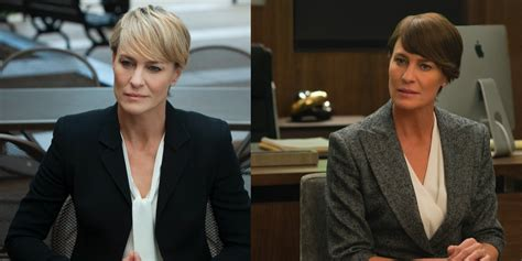 Robin Wright's 15 Best Hair Moments in House of Cards | Allure