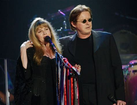 Stevie Nicks admits she was once pregnant with Don Henley