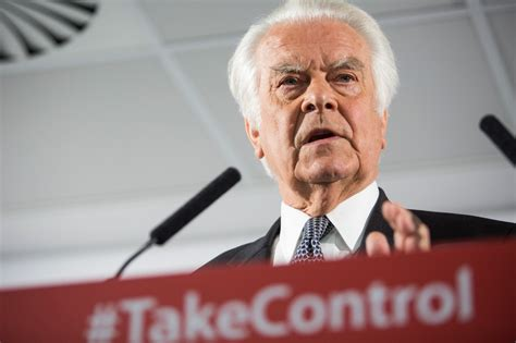 Lord David Owen: UK must boost defence spending to 2