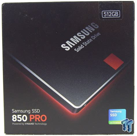 Samsung 850 Pro 512GB SSD Review