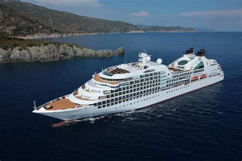 Seabourn Quest - Itinerary Schedule, Current Position