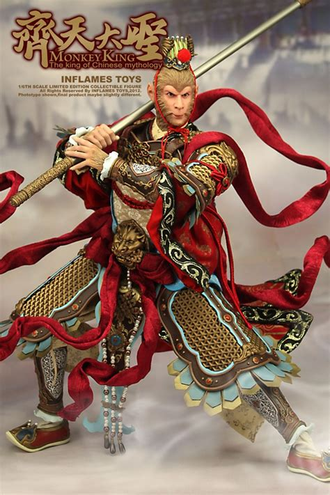 Inflames Toys: Journey to the West - Monkey King