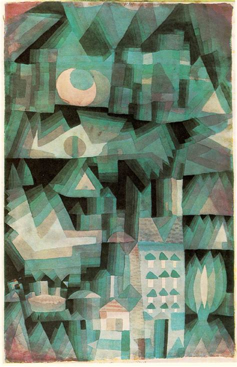 Dream City by Paul Klee - Facts & History of the Painting