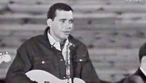 Revisit Bobby Bare with His Powerful Song, '500 Miles'