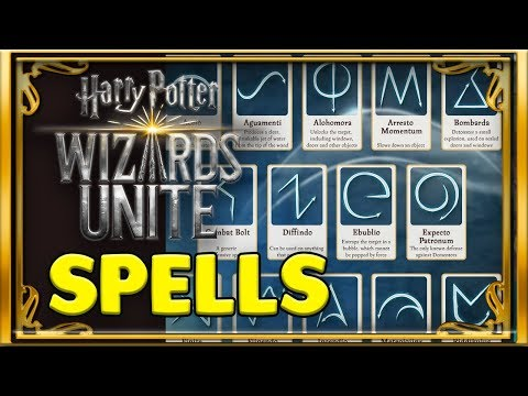 Wand movements for beginners