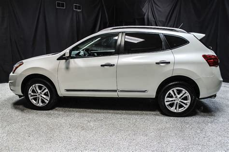 2012 Used Nissan Rogue AWD 4dr SV at Auto Outlet Serving