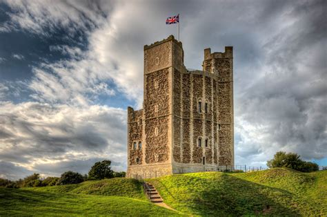 Orford Castle – Photography by Mark Seton