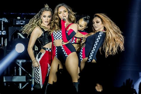 Little Mix - Performing at the Glory Days Tour in