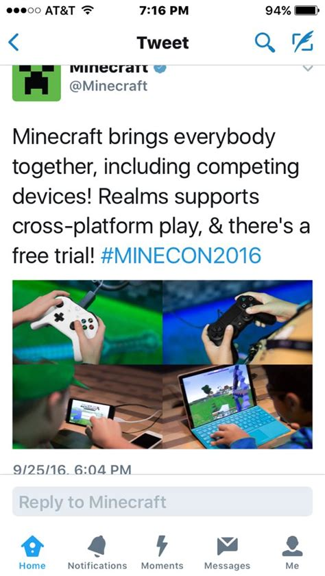 Minecraft To Get Cross-Platform Support For All Consoles
