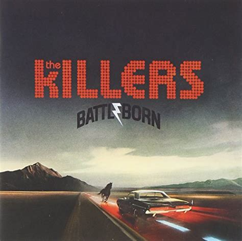 the killers CD Covers