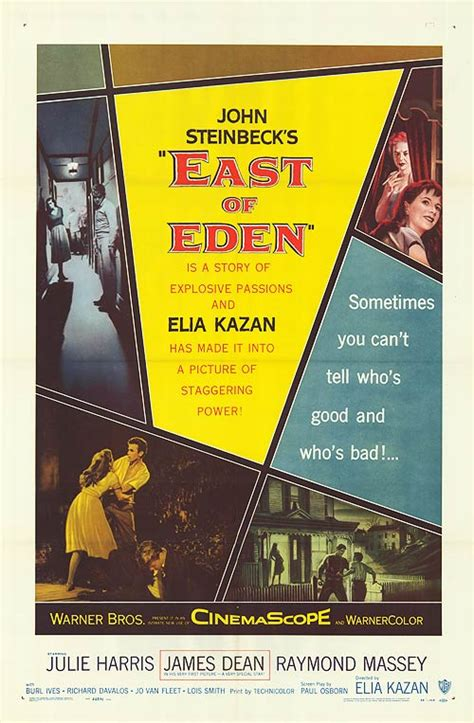 East of Eden movie posters at movie poster warehouse