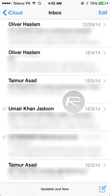 iOS Tip: Quickly Navigate Through Different Emails In Mail