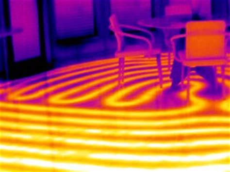 Radiant Heating System :: Thermography :: Healthy Heating