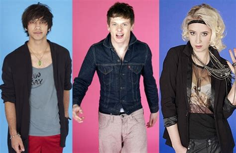 Photos of the Cast of Skins Ahead of the Series 4 Premiere
