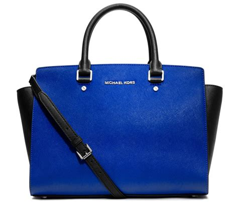 Get Black And Blue With Fall's Best Bag Color Combo - Page