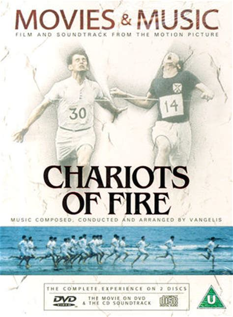 Chariots of fire - Music & Movies (DVD+CD) (Import Sv