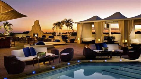 The Mayfair at Coconut Grove - Rooftop bar in Miami   The