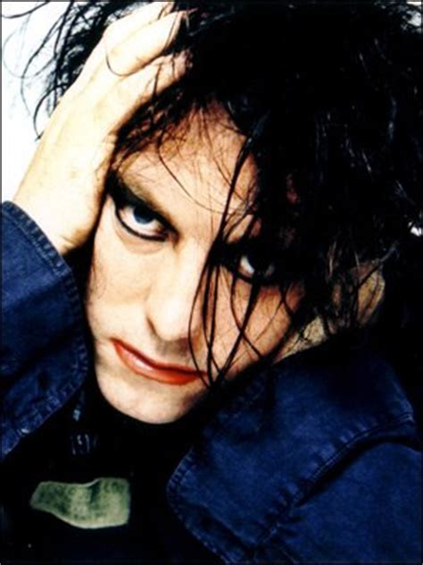 The Cure's Robert Smith: '4