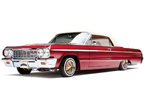 1964 Impala - Gallery: The 25 Most Iconic Hip-Hop Cars