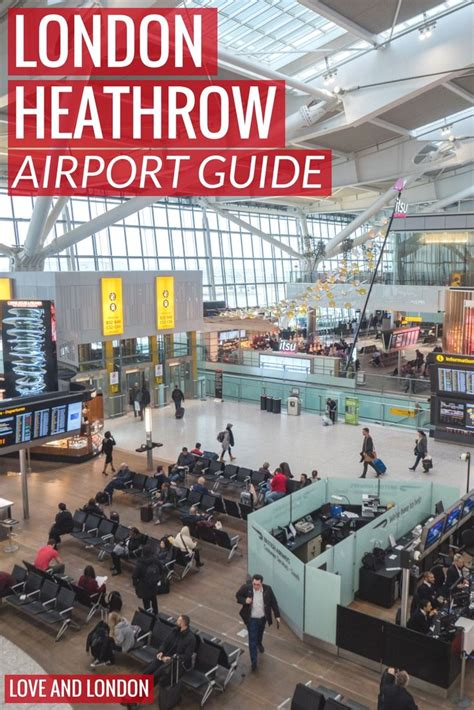 London Heathrow Airport Guide: 10 Things to Know Before