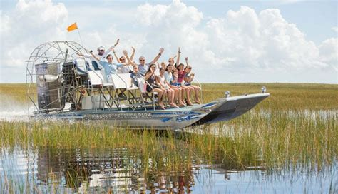 Everglades Airboat Tour, Fort Lauderdale