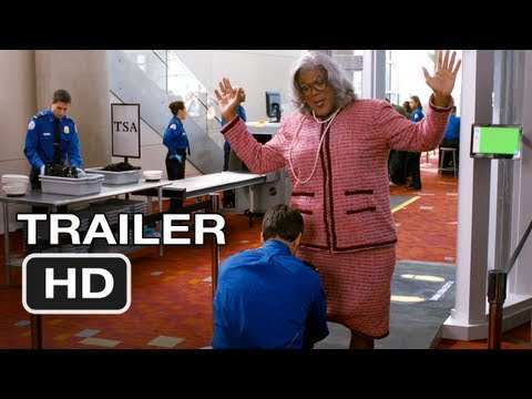 Tyler Perry's Madea's Witness Protection (Blu-ray) : DVD
