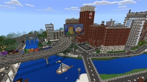 A glimpse at the future of Minecraft with Microsoft