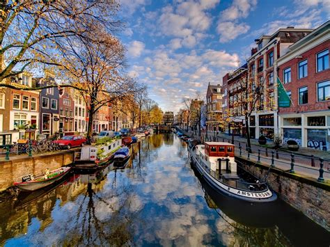 """Amsterdam City """"The Beauty of Europe"""" - Gets Ready"""