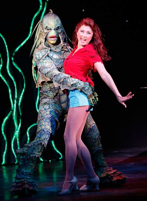 """""""Creature From The Black Lagoon - A Raging Rockin' Show"""