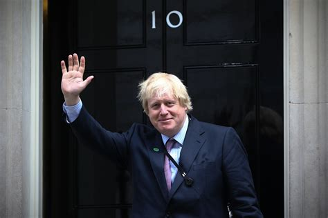 Conservative Party Conference 2015 in Manchester: Boris