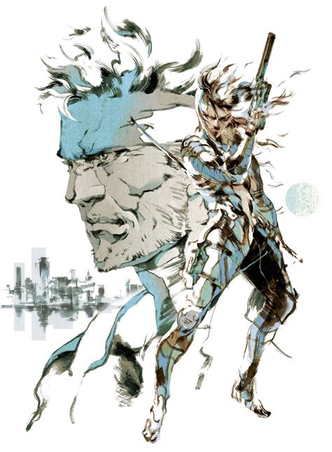 Metal Gear Solid HD Collection Artwork and Packshots