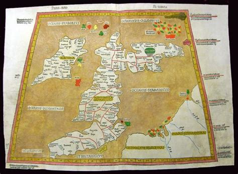 1486 Claude Ptolemy, Holle & Reger Antique Map of Great