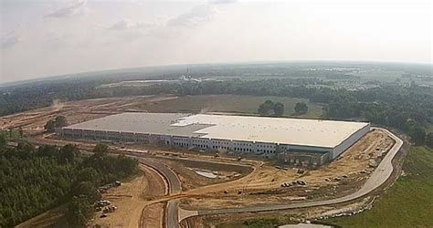 Volvo opens Mississippi distribution center - Today's
