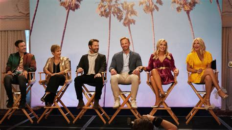 The 'Beverly Hills, 90210' Cast Gets a 'Heightened