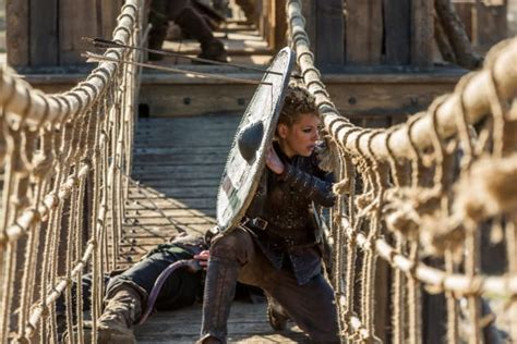 Vikings Season 4 Episode 19 Review: On The Eve - TV Fanatic