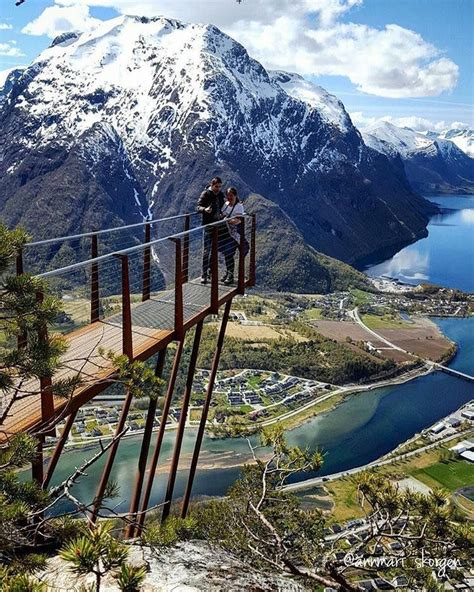 THE BEST OF NORWAY ! This is from Nesaksla, Åndalsnes