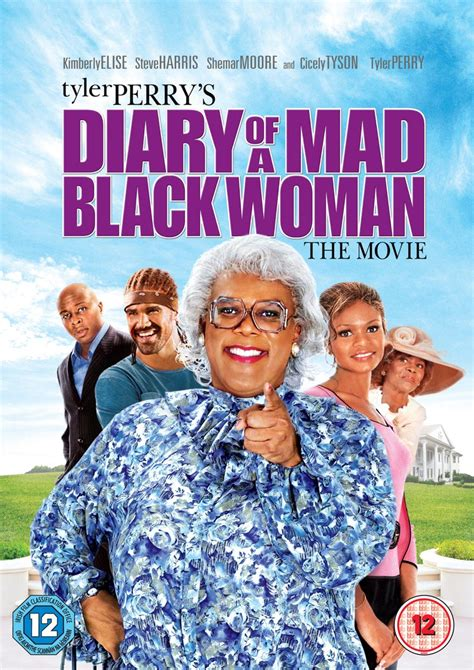 Diary of a Mad Black Woman DVD Release Date June 28, 2005