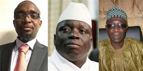 GAMBIA: BREAKING NEWS: GAMBIA'S ELECTION AMENDMENT ACT