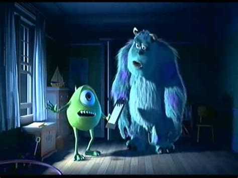 Monsters Inc - Teaser Trailer (2001) Animation Movie [HD