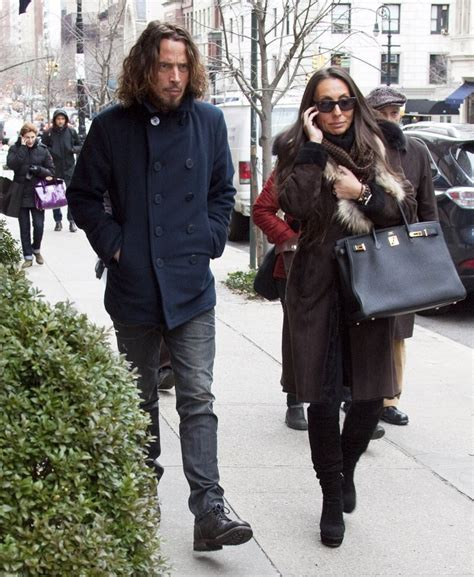 Vicky Karayiannis Photos Photos - Chris Cornell Out And