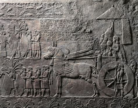 Library of Ashurbanipal: 2,600 Year-Old Book Room