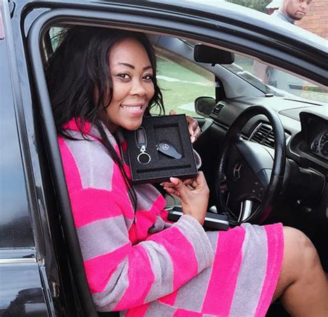 Passion Java Bought A Car For Madam Boss