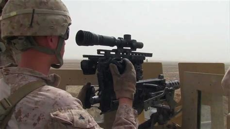 New Optics for M2 Browning