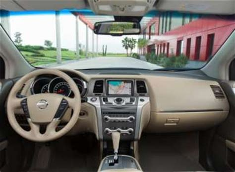 2012 Nissan Murano LE Platinum Edition Road Test and