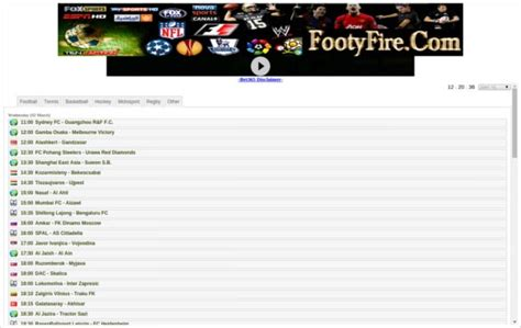 19+ Top Websites to Watch Live Sports   Free & Premium