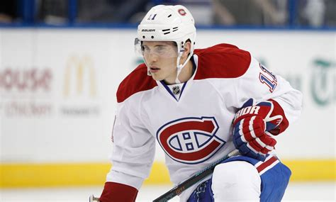 Brendan Gallagher out indefinitely - TheTrendler