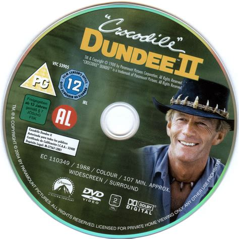 Crocodile Dundee 2 [1988] - new movie releases on dvd