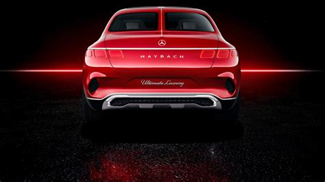 2018 Vision Mercedes Maybach Ultimate Luxury 4K 6